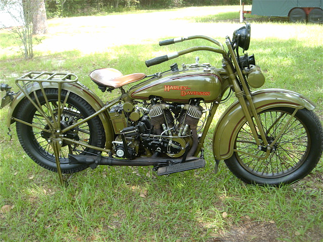 116 Years Harley Davidson Motorcycle History 1925 Jd Pictures
