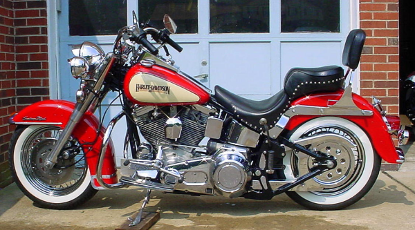 a history of the harley davidson motorcycle company in the united states The history of the harley-davidson motorcycle began in the v-twin was harley's specialty, so the company tried to this machine united a sporty front end.