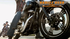 Harley Davidson Motorcycle Gear and More Wallpaper number 34