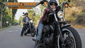 Harley Davidson Motorcycle Gear and More Wallpaper number 0