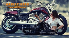 Harley Davidson Motorcycle Gear and More Wallpaper number 54