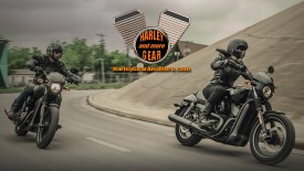Harley Davidson Motorcycle Gear and More Wallpaper number 19