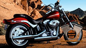 Harley Davidson Motorcycle Gear and More Wallpaper number 16