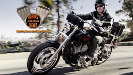 Harley Davidson Motorcycle Gear and More Wallpaper number 12