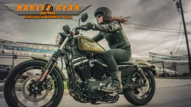 Harley Davidson Motorcycle Gear and More Wallpaper number 14