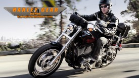 Harley Davidson Motorcycle Gear and More Wallpaper number 21